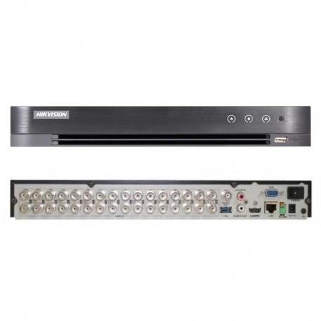 DVR Hikvision DS-7232HQHI-K2 Trihibrido 32CH 4MP