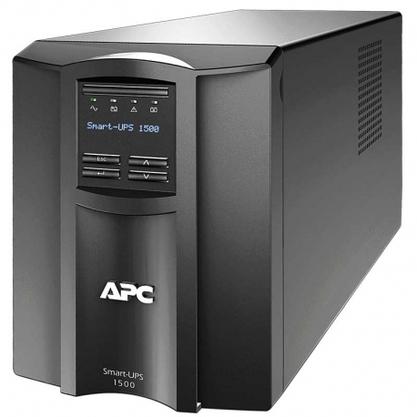 Batería UPS APC SMT1500C 1000 Watt-1440 VA-120 V