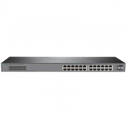 Switch HPE 24p GigaE PoE 2p FO-SFP RAM 256 MB