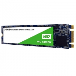 SSD Western Digital Green 240GB M.2 2280 6Gb/s