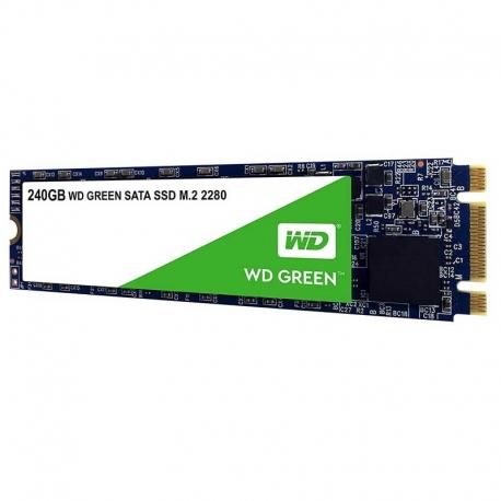 SSD Western Digital Green 240GB M.2 2280 6Gb/s