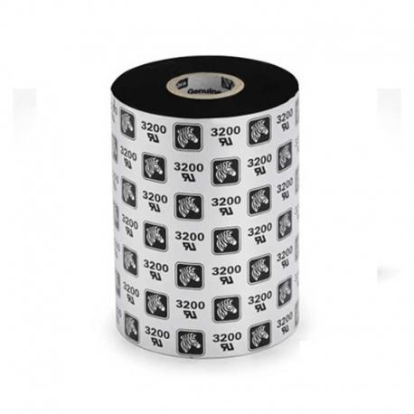 Cinta Térmica ZEBRA Ribbon Negro Wax 110Mmx74M