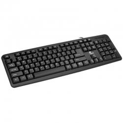 Teclado Xtech Xtk090E USB 2.0 Ingles Negro
