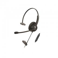 Audífonos Klip Xtreme VoxPro USB Negro