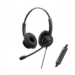 Audífonos Klip Xtreme VoxPro peso de pluma USB
