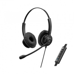 Headset Klip Xtreme VoxPro S USB 2.0 Skype Estéreo