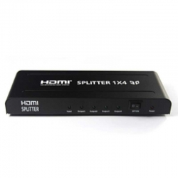 Cable Splitter HDMI AGILER 1230 1X4 1080P 3D