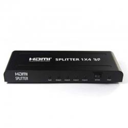 Cable Splitter HDMI AGILER 1230 1X4 1080P 3D