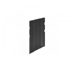Tapa Lateral Furukawa Aluminio Vertical y Negra