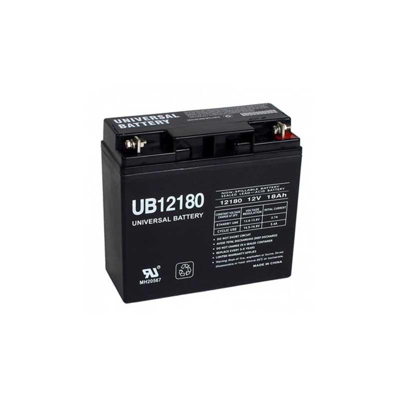 Bater 237 A Firelite Bat 12180 Bp 2 Unidades 12v 18ah Tienda