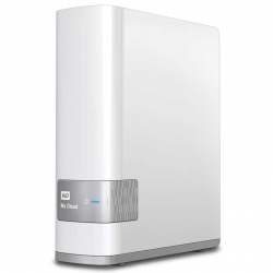 NAS Western Digital My Cloud 6TB 3.5' GigabitE