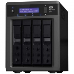 NAS WD 8TB My Cloud Nas (4X2Tb) USB3.0 Ether