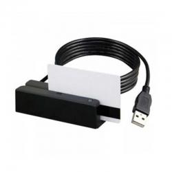 Lector de Tarjetas Uniform MSR213U-33AUKNR USB