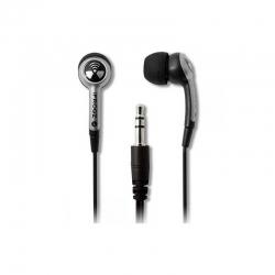 Audífonos iFrogz 3.5 mm Negro y Plateado