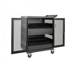 Gabinete Tripp-Lite CSC32AC para Laptop 32U Negro