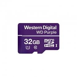 MicroSD WD Purple 32 Gb Class10 SDHC