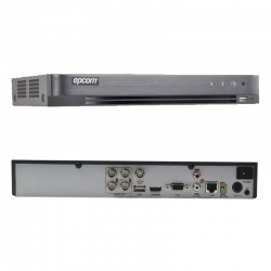 DVR EPCOM EV4004TURBO hibrido 4Ch 4MP