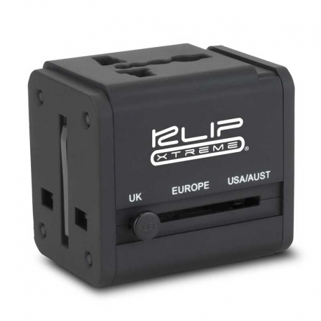 Adaptador Universal Klip Xtreme KMA-150 2-Usb