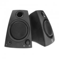Parlante LOGITECH Etéreo Z130 3.5 mm Negro