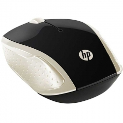 Mouse HP 2HU83AA Silk Gold Wireless 2.4GHz Dorado