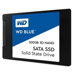 SSD Western Digital Blue 500GB 2.5' SATA III 6Gb/s