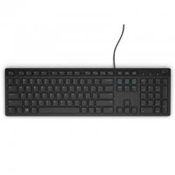 Teclado Dell Kb216 USB Negro Español