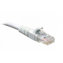 Patch Cord UTP Nexxt 2 m Cat6 Cobre Trenzado Gris