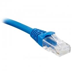 Patch Cord UTP Nexxt 1m Cat6A Cobre Trenzado Azul