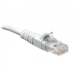 Patch Cord UTP Nexxt 1 m Cat6A Cobre Trenzado Gris