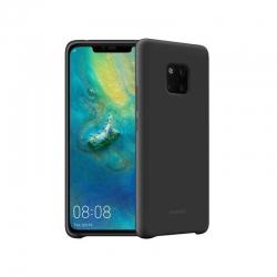 Estuches para celular Huawei Silicón Mate 20 Negro