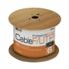 Patch Cord UTP Nexxt 305 m Cat6 250 MHz Negro