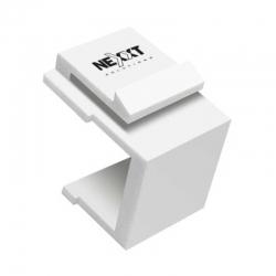 Placa de Pared Nexxt Paquete 100 Unidades Blanco