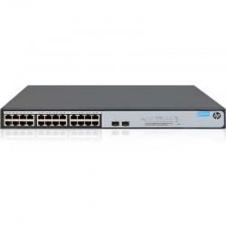 Switch HP 24p GigaE 2p FO-SFP 8 MB Flash 802.3az