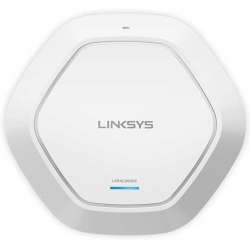 Access Point Linksys 2p GigaE 802.3at 2.4 y 5 GHz