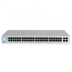 Switch Ubiquiti US-48 48p GigaE 4p FO-SFP Rack