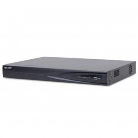 DVR Epcom EV-1016-TURBOX 16CH Trihibrido 1080p P2P