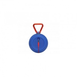 Parlantes JBL Clip 2 Bluetooth 3.5 mm Azul y Rojo