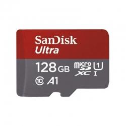 Memoria SD SanDisk SDSQUAR 128GB microSD XC