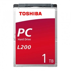 HDD Interno Toshiba L200 1TB 5400Rpm 2,5
