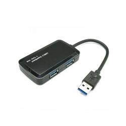 HUB Agiler 5680 Hub mini 4 Puertos USB 3.0