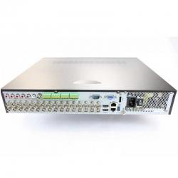 DVR Hikvision DS-7332HUHI-K4 32CH 8MP 16CH Alarma