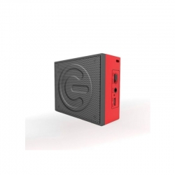 Parlante LOGIC sp2 300 mAh USB Bluetooth Rojo