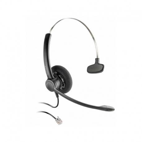 Headset Plantronics SP11 conector RJ9 para IP