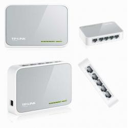 Switch TP-LINK 5p MegaE 200 Mbps Duplex 802.3x