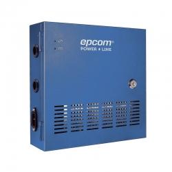Fuente de Poder Epcom XP18DC20HD 18CH 11-15V 20A