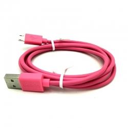 Cable Belkin MIXIT USB Tipo B USB Rosa