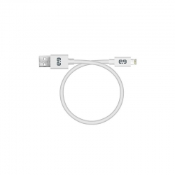 Cable PureGear 22.9 cm USB para iPad/iPhone/iPod