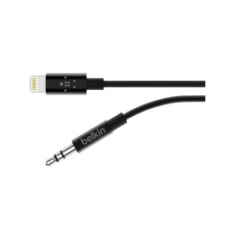 Cable Belkin USB 3.5mm para Apple iPad/iPhone/iPod
