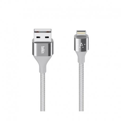 Cable Belkin USB para iPad/iPhone/iPod Platiado