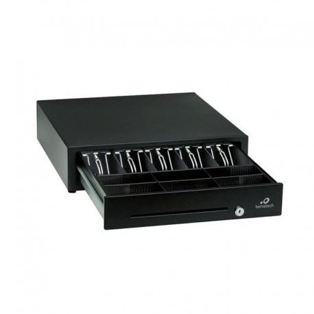 Caja de Dinero Bematech 6PIN 24V RJ45 Negro PV